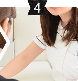 梅田の医療脱毛施術の流れ アフターケア