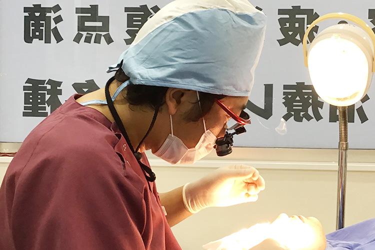 大阪鼻整形ならPSCが選ばれる理由2 解剖学を熟知したドクターが、最適な施術をご提案