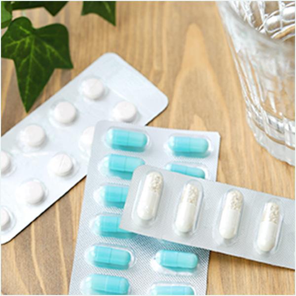 大阪でダイエットならPSCの「各種内服薬・漢方薬」