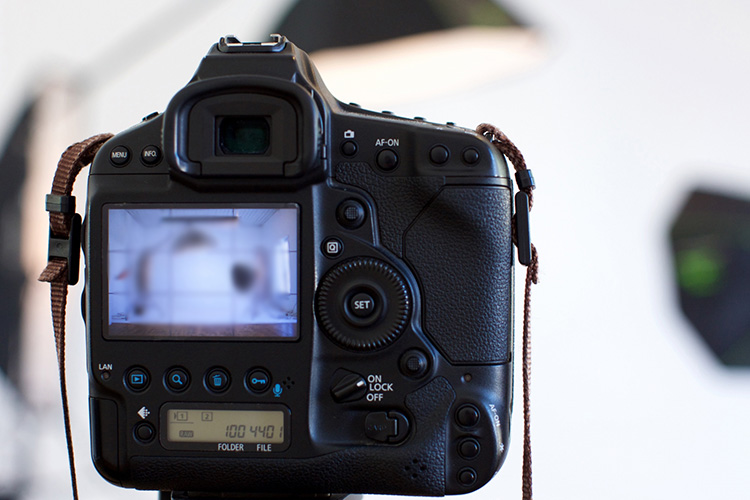 大阪の鼻整形のPSCの施術の流れ 写真の撮影