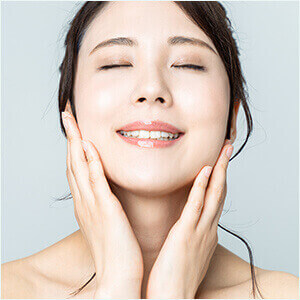 美肌治療で大阪ならPSC シワ・たるみに糸によるリフトアップ(スレッドリフト)