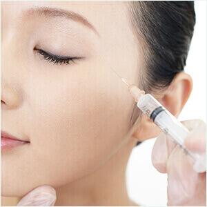 美肌治療で大阪ならPSC シワ・たるみにヒアルロン酸注入