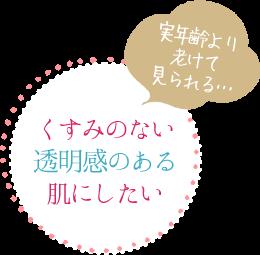 シミ治療 大阪のPSC 将来しみを予防して若々しい肌をキープしたい