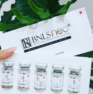 PSCの小顔注射 BNLSneo