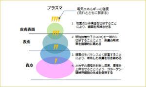大阪大人女子に人気の美肌対策にはプラズマシャワーのヒアルロン酸シャワー