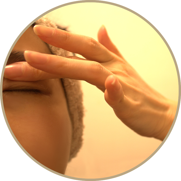 大阪梅田の美容クリニック、二重部分切開法の流れの流れ.4施術