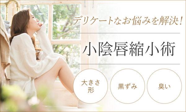 小陰唇縮小術は大阪梅田のプライベートスキンクリニック