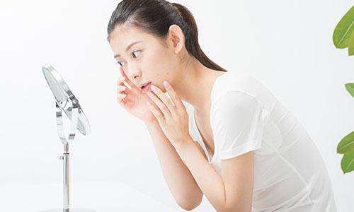 大阪梅田の美容クリニック、二重部分切開法