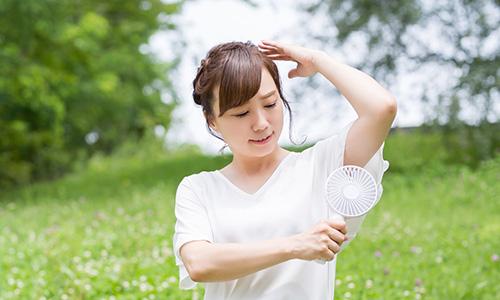 多汗症治療は大阪梅田のプライベートスキンクリニック