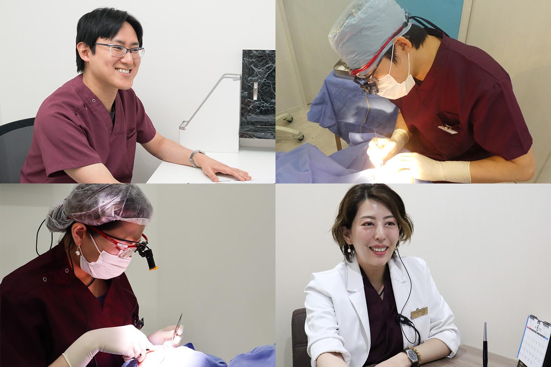 実績豊富なドクターによる施術