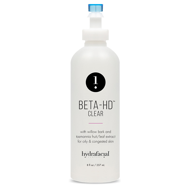 ハイドラフェイシャル Beta-HD Clear