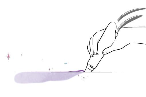 """ハイドラフェイシャルのステップ3 美容液導入と肌の保護"""""""